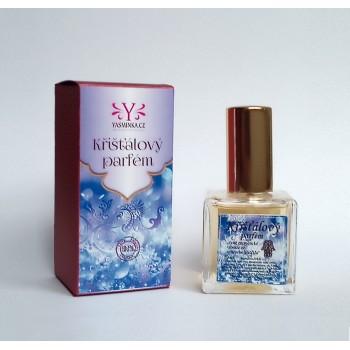 Křišťálový parfém 50 ml v dárkovém balení
