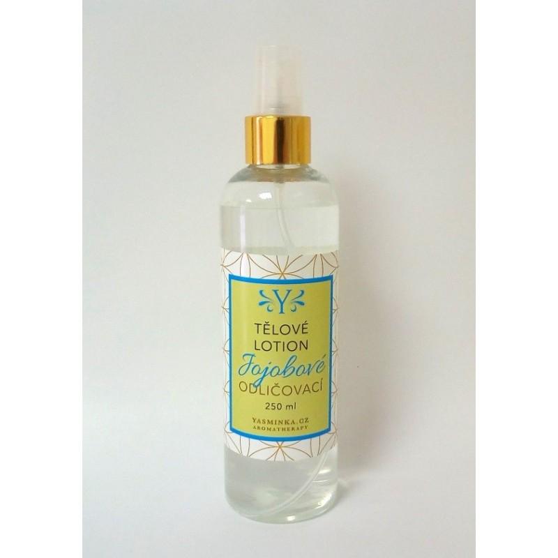 Odličovací pleťové lotion jojoba s arganem, 220 ml