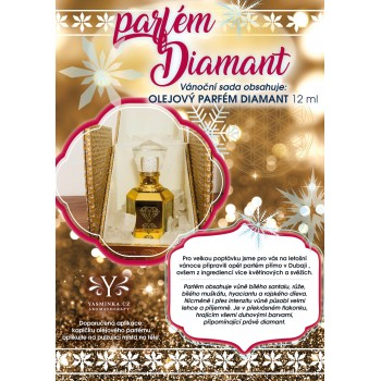 Parfém DIAMANT 12ml (Dubaj)