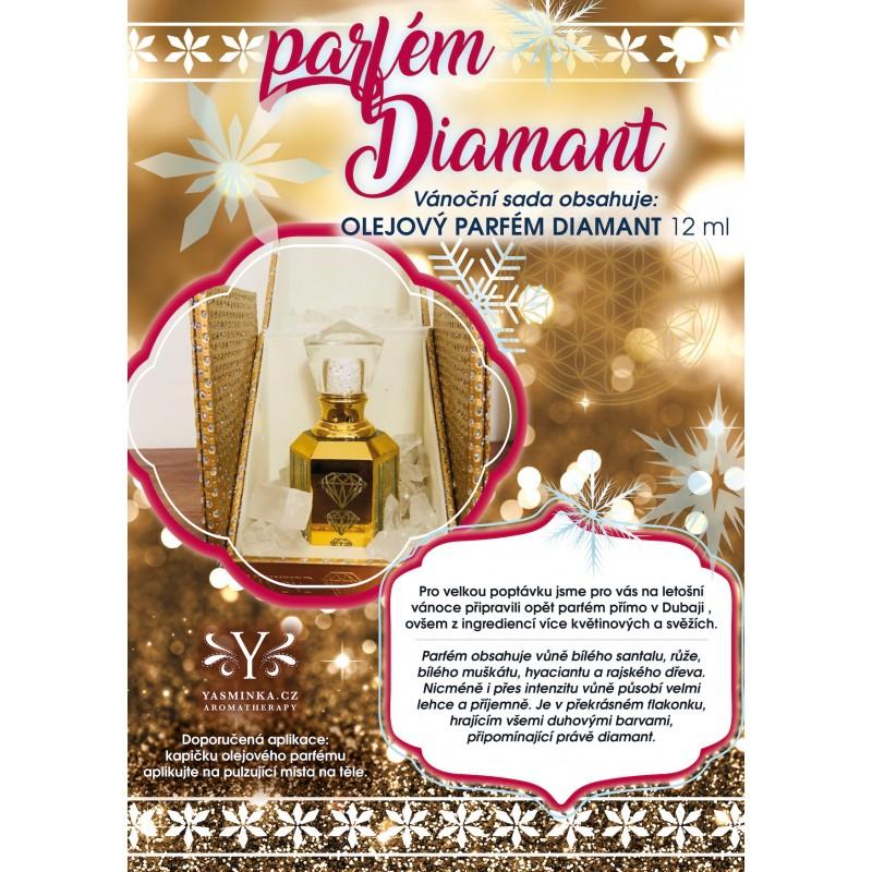 Parfém DIAMANT 12ml (Dubaj)