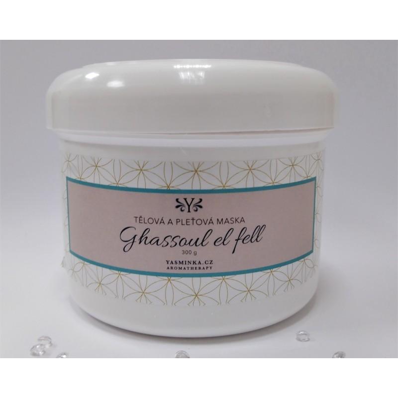Ghassoul s jasmínem El Fell (bahenní maska) 300 g