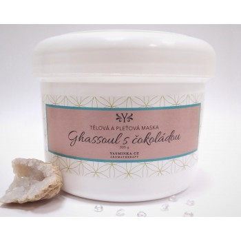 Ghassoul s čokoládou (bahenní maska) 300 g