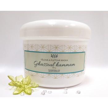 Ghassoul Hammam /bahenní maska/, 300 g