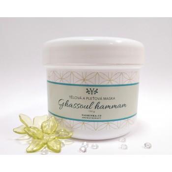 Ghassoul Hammam /bahenní maska/, 150 g
