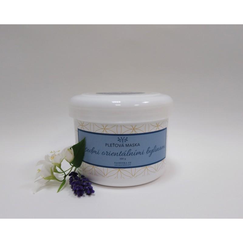 Pleťová a tělová maska 7 orientálních bylin, 300 g