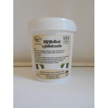 Bílý jíl - pleťová maska 1 kg