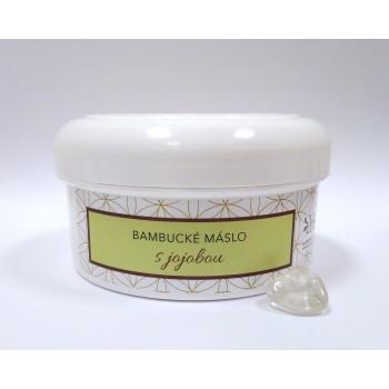 Bambucké máslo s jojobou, 200g