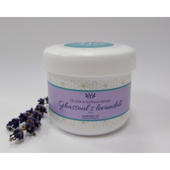 Ghassoul with lavender -...