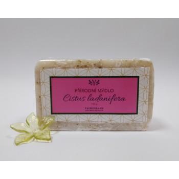 Natural soap Cistus...