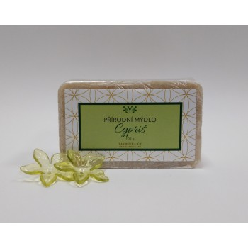 Natural soap Cypress, 100g ​