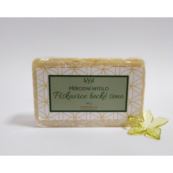 Natural soap Fenugreek, 100g ​