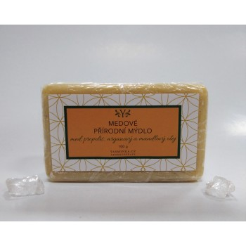 Natural honey soap 100 g