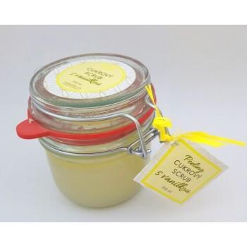 Cukrový scrub s vanilkou, 220g