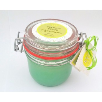 Sugar scrub with Thyme, 1kg