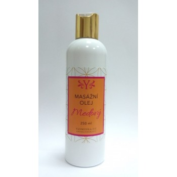Honey body and massage oil,...