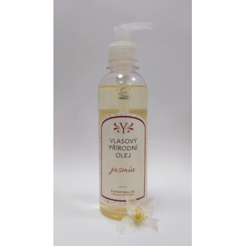 Jasmine and Argan hair oil,...