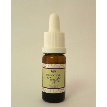 Fennel essential oil, 10 ml ​