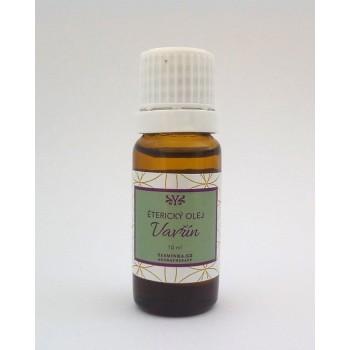 Éterický olej VAVŘÍN, 10ml