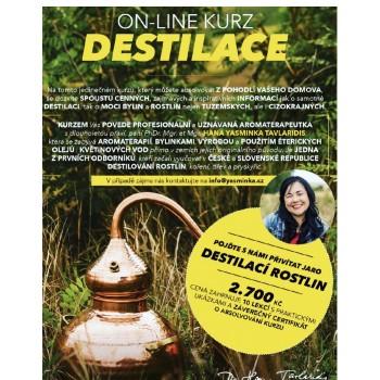 On-line kurz Destilace...