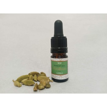 Cardamom essential oil, 5ml