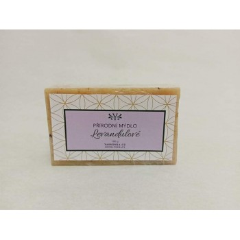 Natural lavender soap, 100g