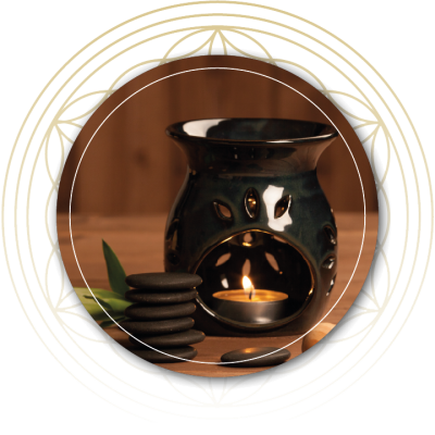Spiritual aromatherapy